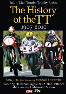 History of the TT 1907-2010 (2 Disc) [DVD] by Artist Not Provided (B004RE4HRW) | Amazon price tracker / tracking, Amazon price history charts, Amazon price watches, Amazon price drop alerts