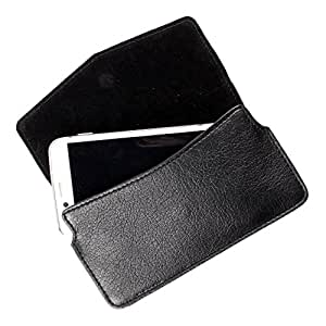 DooDa PU Leather Case Cover For Panasonic T11