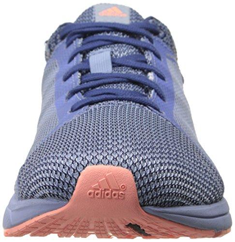 Adidas Performance Adizero Tempo 8 Ssf W Chaussures de course, prisme bleu / soleil Glow Jaune / raw Prism Blue/Sun Glow Yellow/Raw Purple
