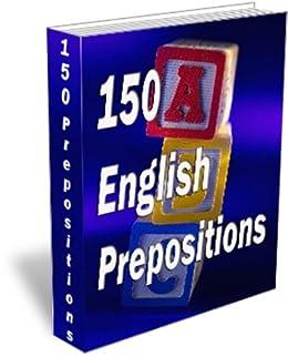 150 English Prepositions (English Edition) de [Dobrynina, Nina]