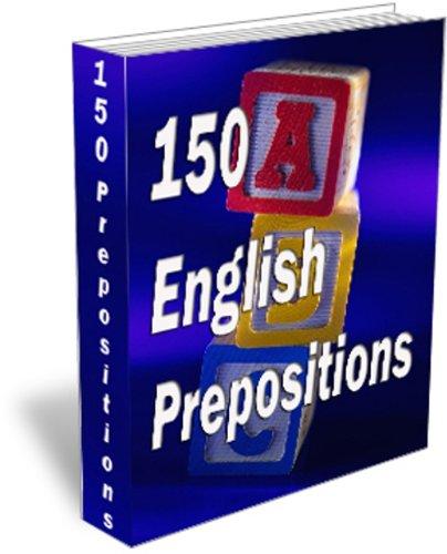150 English Prepositions (English Edition) por Nina Dobrynina