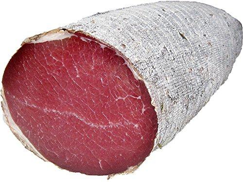 Rindsgeselchtes Bresaola geräuchert 1/3 vac. ca. 400 gr. - Kofler Speck