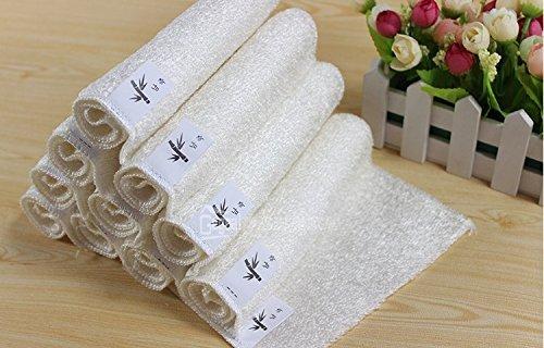fibra-di-bamb-cucina-strofinaccio-bianco-pulito-asciugamano-per-cucina-doppio-strato-antiaderente-ol