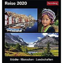Reise 2020 15,4x16,5cm