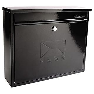 Sterling MB02BK Elegance Post Box - Black