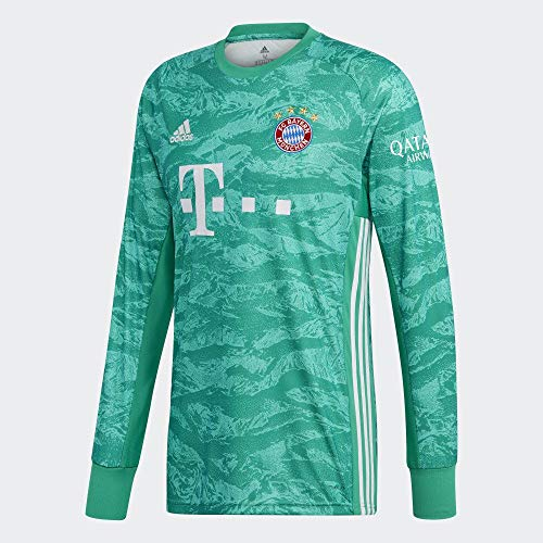 adidas Herren FCB H Gk JSY Hemd, Mehrfarbig (Verbas), M