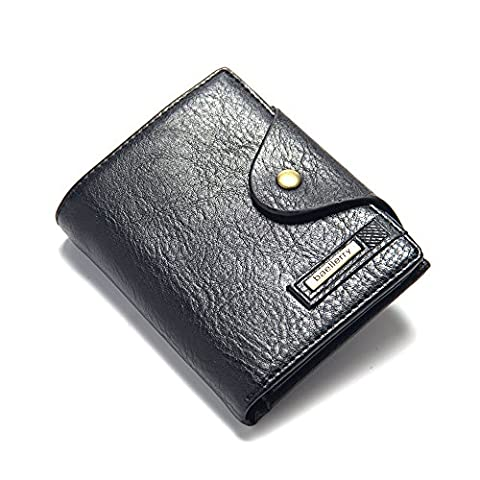 Ulisc Luxury Brand Business Men Wallets Short PU Men'S Leather Clutch Purse Handy Bag Zipper Wallet Purse
