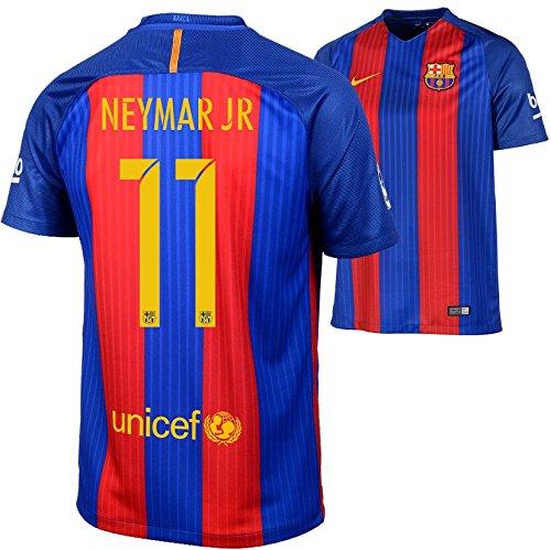 2016-17 Barcelona Home Shirt (Neymar JR 11)