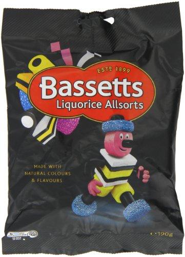 Bassett's Liquorice Allsorts 190g