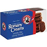 Bakers Classic Chocolate Romany Creams Biscuit 200 g (Pack of 6)