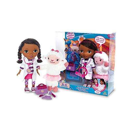 Zoom IMG-1 giochi preziosi dottoressa peluche bambola