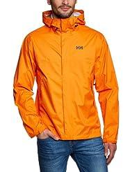 Helly Hansen Loke Jacket - Chaqueta para hombre, color naranja (bright orange), talla XL