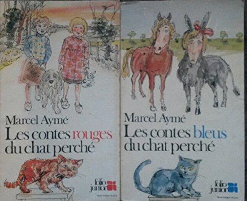 les contes rouges du chat perché / les contes bleus du chat perché