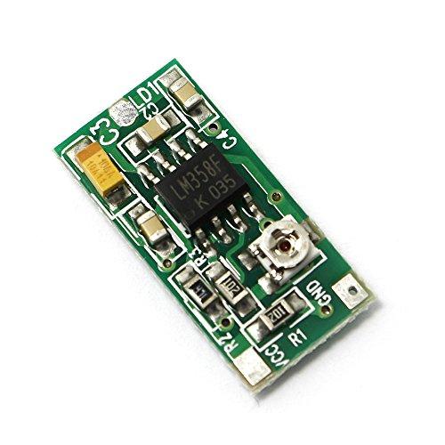 Q-BAIHE 635NM 650NM 808NM 980NM Laser Diode Fahrer Board 5V Supply 50-300mA -