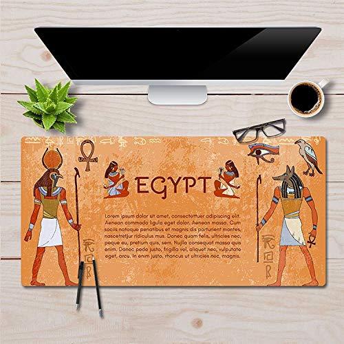 Alfombrilla ratón Piel Oveja egipcia Original Alfombrilla