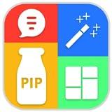 Pip Collage Maker Bildbearbeitung