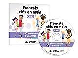 Français clés en main CM2 - CD ressources (1Cédérom)