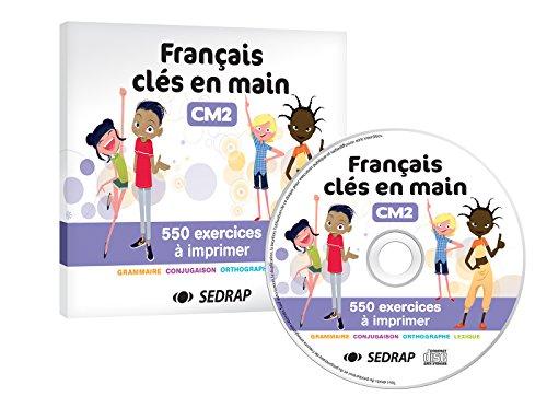 Français clés en main CM2 : CD ressources (1Cédérom) par (Broché - Oct 4, 2018)