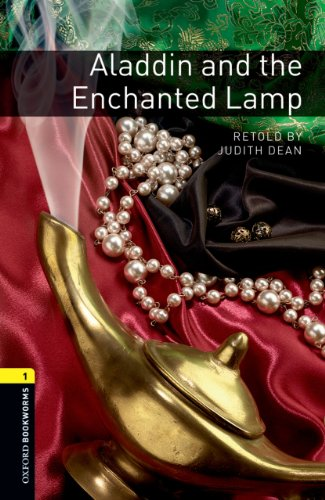 Aladdin and the Enchanted Lamp Level 1 Oxford Bookworms Library (English Edition) Dean Oxford