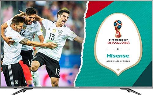 Hisense H50N6800 126 cm (50 Zoll) ULED Fernseher (Ultra HD, Triple Tuner, Smart TV) (Hisense Tv 50)