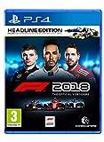 PS4 Lenkrad und Pedale Orig. Licensed PlayStation 4 RWA Apex + Formula 1 2018 Headline Edition - F1 2018 Vergleich