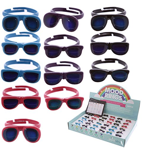 Fun Kids Sonnenbrille Mood (Plum Kinder Kostüme)