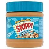 Skippy Smooth Peanut Butter Cream Crema al burro di arachidi liscia morbida americana 340g