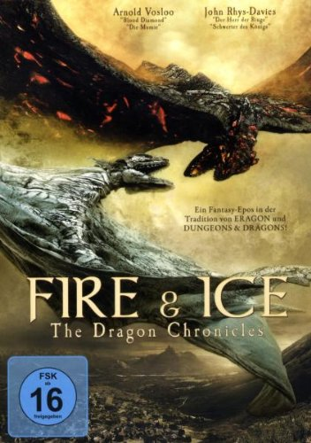 Fire & Ice - The Dragon Chronicles [Special Edition] Greco Jeans