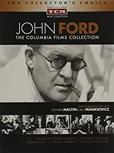 John Ford: The Columbia Films Collection [Import USA Zone 1]