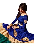 vaankosh fashion women blue cotton desig...
