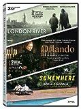 Pack: London River + Orlando + Somewhere [DVD]