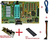 Robosoft Labs 8051 / 8052 Board with AT89S52, MAX232 , RTC , AT24C32, ULN2003 IC & PROGRAMMER