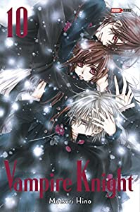 Vampire Knight Edition double Tome 10