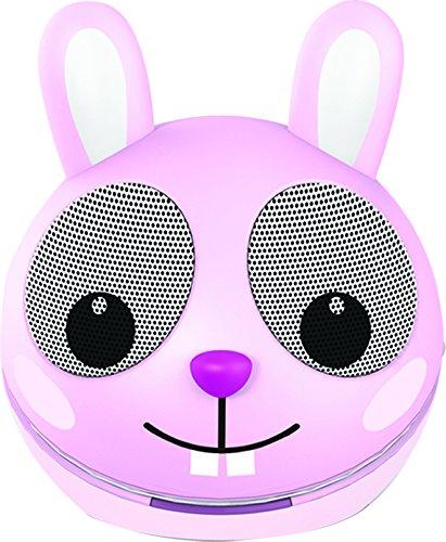 Zoo-Tunes Zoo Tunes Rabbit Portable Bluetooth Speaker