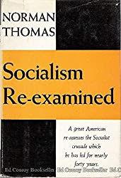 Socialism Re-Examined