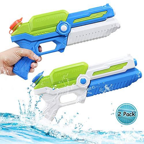 Wasserpistolen Pool Party