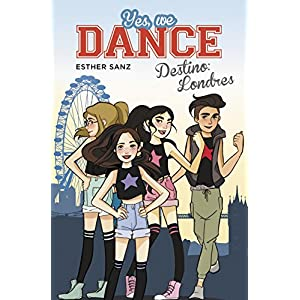 Destino: Londres (Yes, we dance 2)