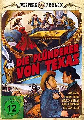 GESTRICHEN: Western Perlen 35: Die Plünderer von Texas (Raiders of Old California) - Erstauflage