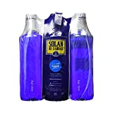 Solán De Cabras Agua Mineral Natural - Pack de 6 x 1,5 l - Total: 9000 ml