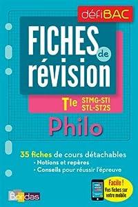 "Afficher ""Philosophie Tle STMG-STI-STL-ST2S"""