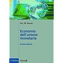 Economia dell'unione monetaria (Manuali)