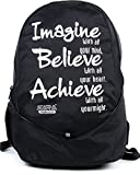 #5: Sara Black Kids School Bags