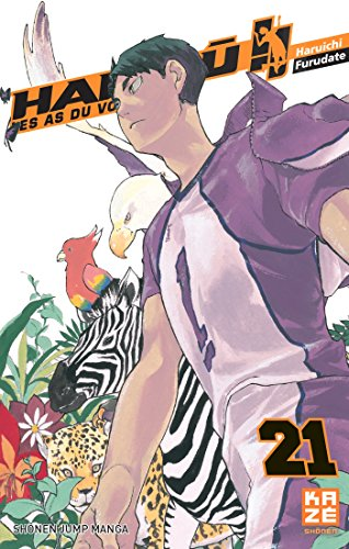 Haikyu !! - Les As du volley T21 par Furudate Haruichi