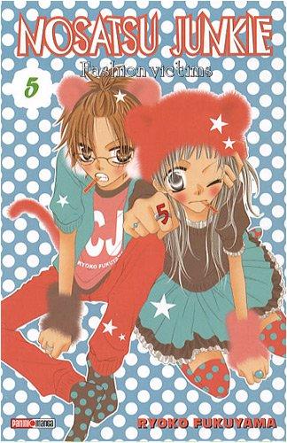 Nosatsu Junkie Vol.5 par FUKUYAMA Ryôko / FUKUYAMA Ryoko