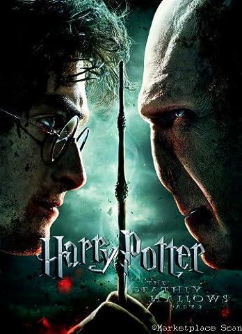 Harry Potter Reliques de la mort Ii Movie Poster, Affiche (61 cm x 91 cm) 24inx36in