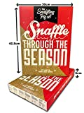 THE SNAFFLING PIG - HOG ROAST PORK CRACKLING ADVENT CALENDAR