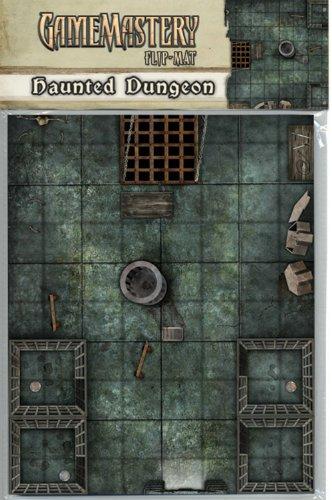 Preisvergleich Produktbild GameMastery Flip-Mat: Haunted Dungeon