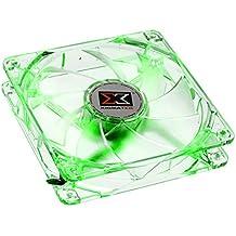 Xigmatek CLF-FR1253 Crystal LED Lüfter, grün - 120mm