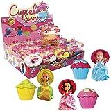 Cupcake Surprise - CUP01 - Poupée Parfumée en Présentoir - 1 Pièce Assorti