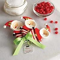 Mud Pie Santa Measuring Spoon Set (122264)